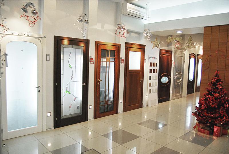 салон магазин металлические двери